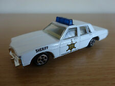 ERTL Dukes Of Hazard - Hazard County Sheriff Rosco Car Diecast Vehicle