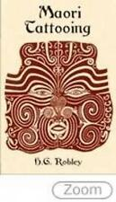 Maori Tattooing by H. G. Robley (Paperback, 2004)