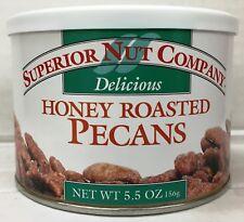 Superior Nut Company Honey Roasted Pecans 5.5 oz
