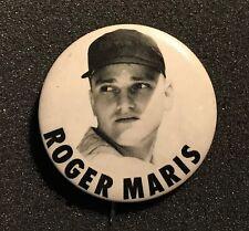 1960's Roger Maris PM10 Pin