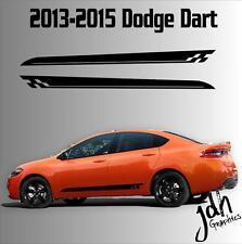 2013 2014 2015 Dodge Dart Rocker Racing Stripe Vinyl Decal Sticker SXT SRT RT