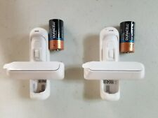 2 Google Nest Detect Home Motion Only Sensor Secure Alarm New Batteries