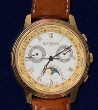 Wittnauer Vintage Elegant Watch Water Resistant
