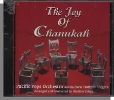 Pacific Pops Orchestra -Joy of Chanukah - Original Quicksilver Records Edition!