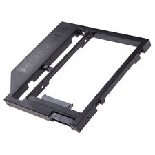 9.5mm SATA 2nd HDD SSD Hard Drive Caddy for Laptop CD/DVD-ROM Optical Bay