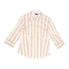 Gestreifte Gerry Weber Damenblusen, - tops & -shirts aus Baumwollmischung