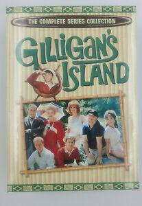 Gilligan's Island DVD Complete Series Box Set New Sealed