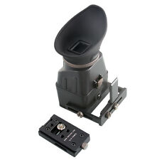 3X Swivi Foldable Optical LCD Viewfinder for Nikon D800 D7000 Canon 5D MKIII