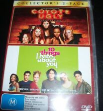 Coyote Ugly / 10 Things I Hate About You (Australia Region 4) DVD - NEW