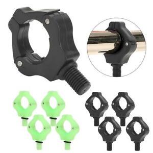 4PCS Magnetic Bracket Head Fishing Rod Tail Rest Holder Tool Accessory❤TT