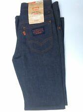 Vintage 1970s LEVIS HARDWEAR DENIM JEANS Pants SZ 11 Waist 25-1/2 NOS NEW NWT og