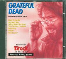 Grateful Dead/Jerry Garcia - Live In Rochester 1970 Italy Press Cd Perfetto