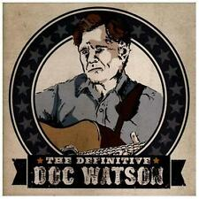 The Definitive Doc Watson, New Music