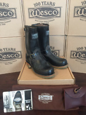 WESCO BKH1939 Engineer Boots Horween Horsehide Limited 100TH Anniversary