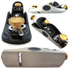 Block Plane. No.2 Hand Wood Plane for Planing timber. 175mm long 40mm blade