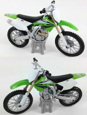 Véhicules miniatures en plastique pour Kawasaki 1:18