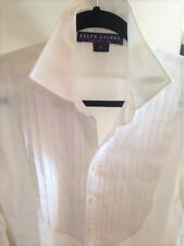 Ralph Lauren Collection Tux Shirtdress, size 10 NWT
