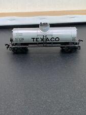 HO LIFE-LIKE TEXACO SINGLE DOME TANK CAR TCX 6305 DETAILED