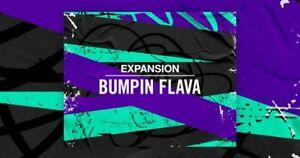 NI Maschine Expansion - Bumpin Flava - Genuine License Transfer - RRP £44