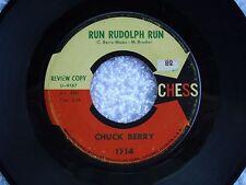 ~~CHUCK BERRY~~RUN RUDOLPH RUN~~MERRY CHRISTMAS BABY~~PROMO~~