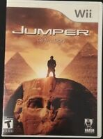 Jumper: Griffin's Story - Nintendo  (Wii Game) Tested & Complete!