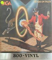 Saga - Heads Or Tales - LP Vinyl Record PRT 25740 Ex Con