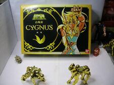Saint Seiya Les chevaliers du zodiaque cygnus/cygne Hyôga or Bandai HK 2004 NEW
