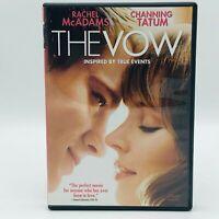 The Vow, Rachel McAdams, Channing Tatum 2012 DVD