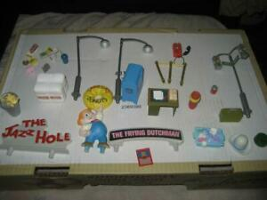 Huge Lot of Paymates Simpsons World of Springfield Accessories WOS