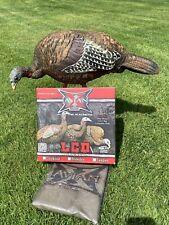 """Avian-X Lcd """"Lifelike Collapsible Decoy� Feeder Hen Turkey Decoy"""