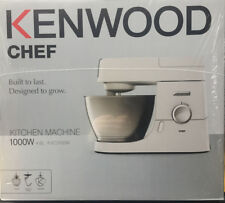 Kenwood Chef Stand Mixer KVC3100W in White 1000W 4.6L Wire Whisk *BRAND NEW*
