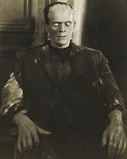 Bride of Frankenstein UNSIGNED photo - L5449 - Boris Karloff - NEW IMAGE!!!