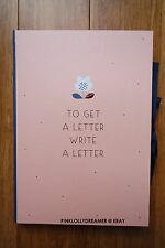 "Kikki K mum Mother's Day ""to get a letter write a letter"" Letter Set BRAND NEW"