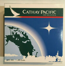 1/400 BigBird400 Cathay Pacific Boeing B 747-467 Millenium Colors 1 in Set of 2.
