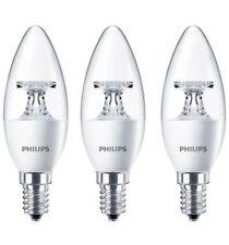 3x PHILIPS ampoule bougie LED SES E14 5.5W = 40W 2700K blanc très chaud CorePro