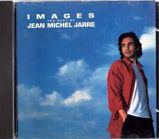 Jean Michel Jarre – Images: The Best Of Jean Michel Jarre  CD 1991
