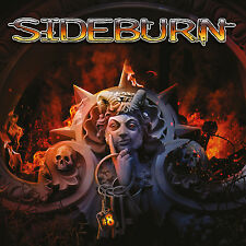 Sideburn - #EIGHT (CD)