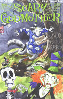 Jill Thompson SCARY GODMOTHER Complete WILD ABOUT HARRY Comic Set SIRIUS 4 comic