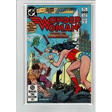 Wonder Woman #294 Huntress 1982 DC Bronze Age Comics Book