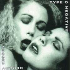 Type O Negative-Bloody Kisses Deluxe 2cd neuf emballage d'origine