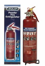 1kg Fire Extinguisher ABC Dry Powder Car Taxi Home Boat BS En3 Kitemarked
