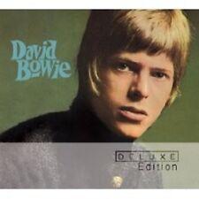 "DAVID BOWIE ""DAVID BOWIE"" 2 CD DELUXE EDITON NEW"