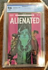 ALIENATED #1 CBCS ( CGC ) 9.6 * POP 1 !* 1st APPEARANCE Boom Studio OPTIONED ?🔥