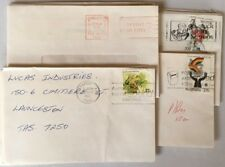 1984-5, 16 Covers from Tasmania
