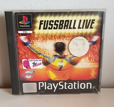 Fußball live PS1 Fun Game Playstation 1 OVP+Anleitung A3130