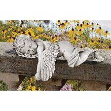 Baby Angel Statue Home Garden Decor Yard Lawn Outdoor Patio Sleeping Adorable