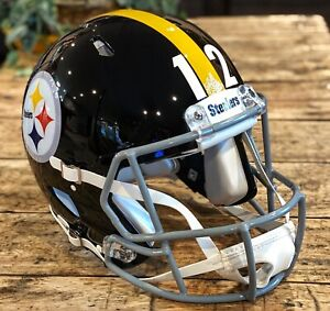TERRY BRADSHAW / PITTSBURGH STEELERS Riddell Speed AUTHENTIC Football Helmet