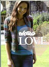 New listing Noro Love by Jane Ellison - 20 Knitting Patterns for Women & Girls