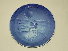 Assiette  Porcelaine Denmark ROYAL COPENHAGEN APOLLO XIII SPAT II  1969  Moon