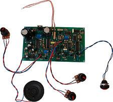 Pulse induction metaldetector  kit  Crazy-Pulse v1 (DBP 2010 modified)